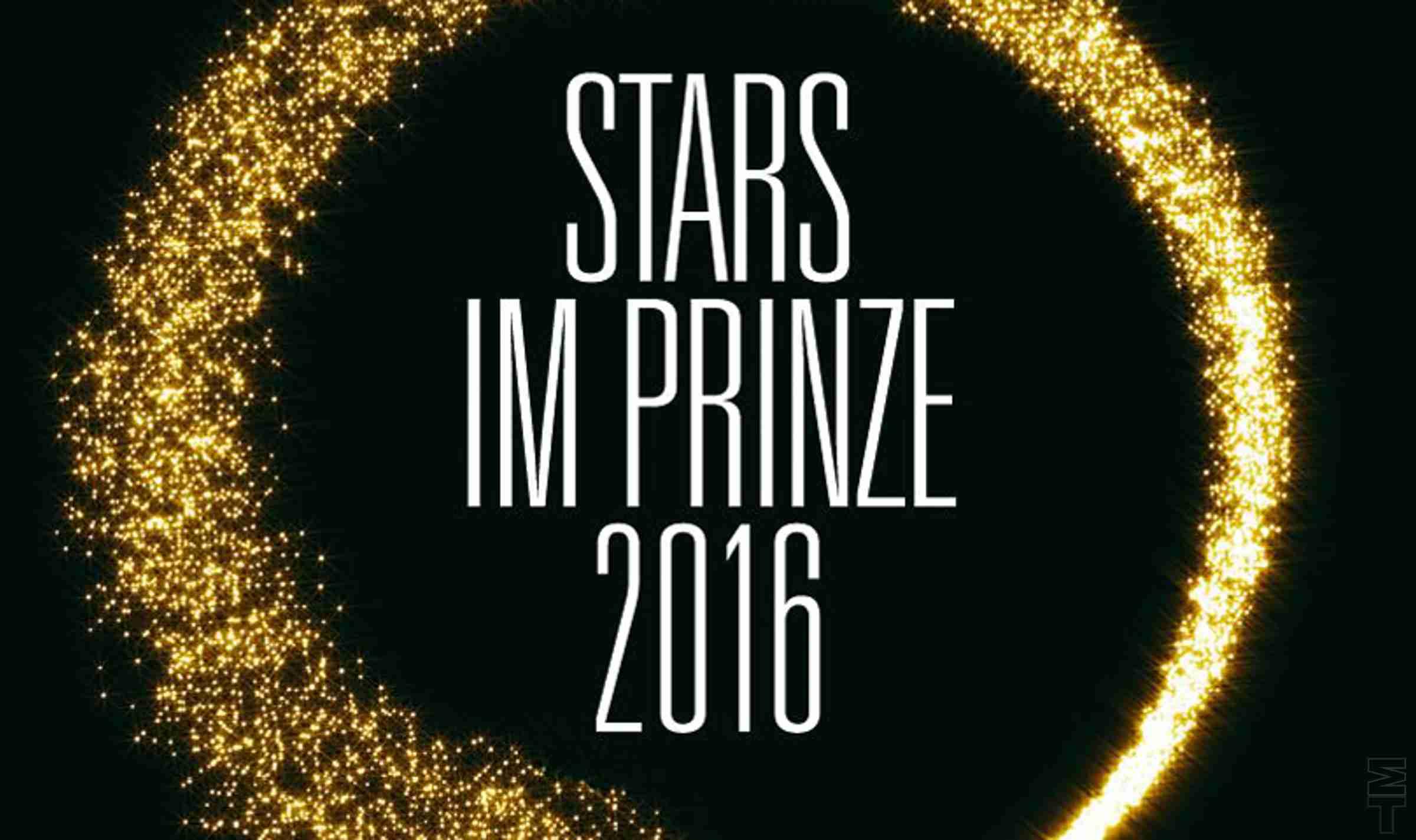 Stars im Prinze 2016
